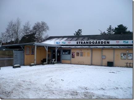 Dagligvarebutik Strandgården