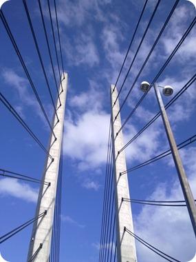 Pylonerne på Øresundsbroen