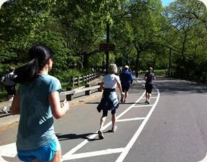 løb Central Park2