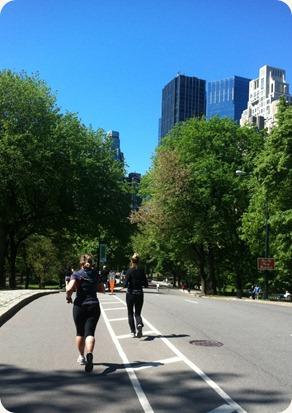 løb Central Park9