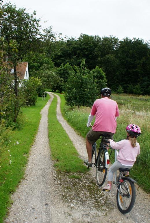børn på cykel – Blablabla….