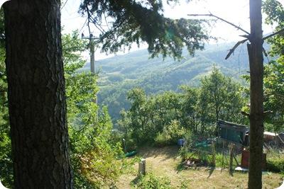 Val Curore, Piemonte